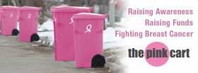 "A/J Equipment is PROUD to support and offer ""THE PINK CART"""