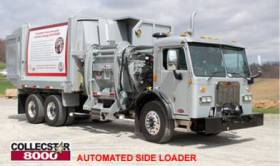 A/J Equipment is paving the way with automated trash trucks.